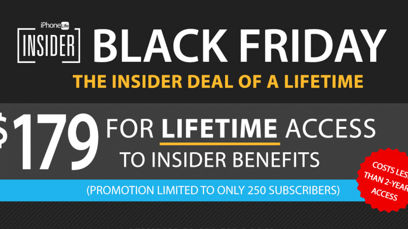 Black Friday Exclusive: Master Your iDevices for a Lifetime—Only $179