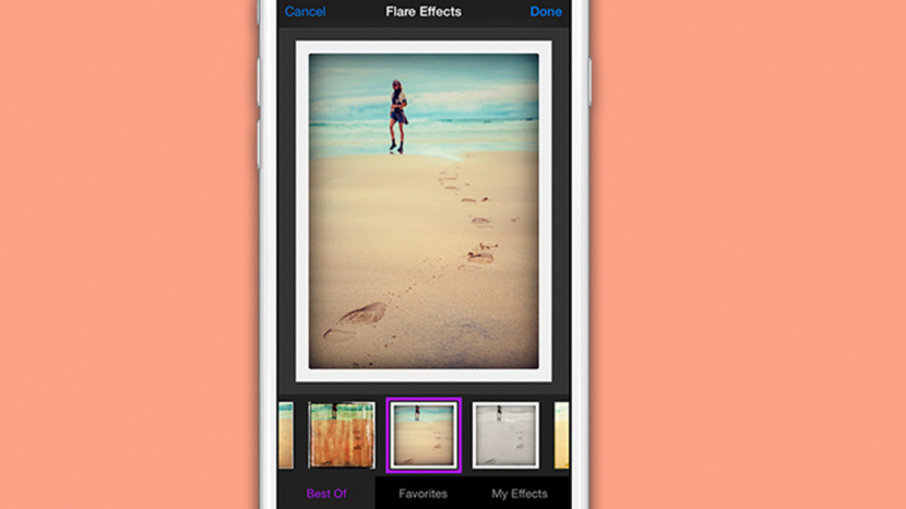 how to use 3rd party photo editing apps without leaving the iphone