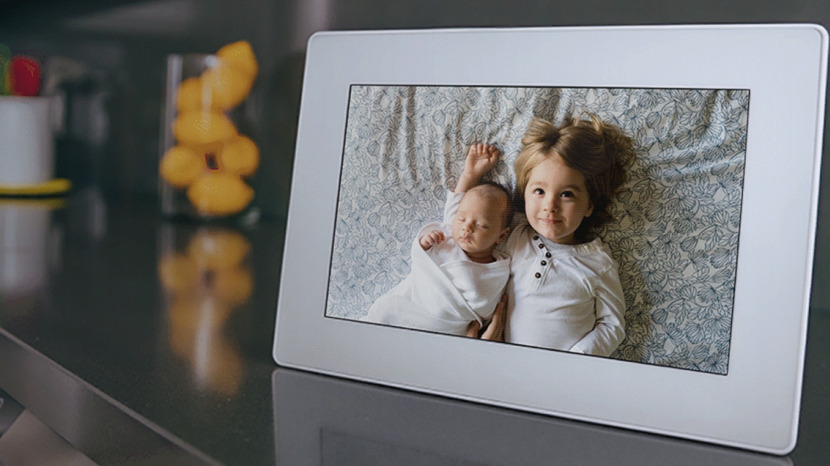 Review The Photo Frame Of The Future Is Here Iphonelife