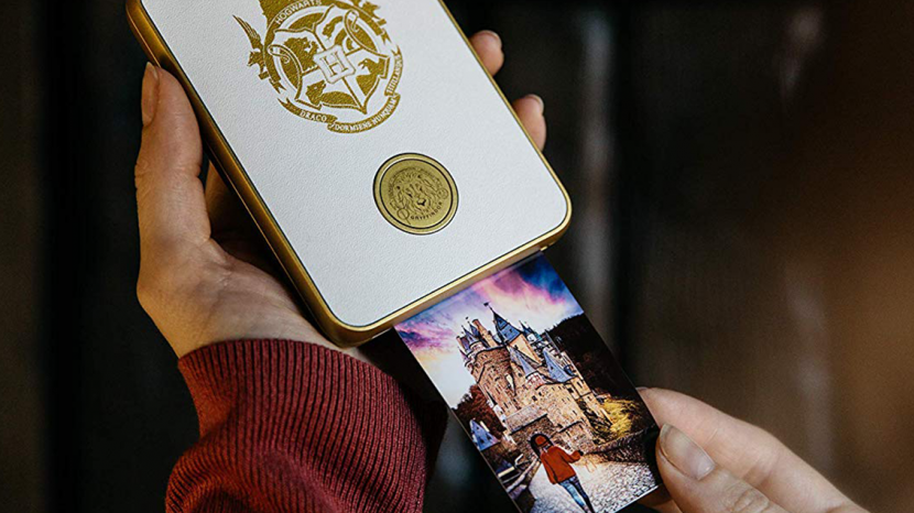 Review Harry Potter Printer Uses Ar To Bring Photos To Life