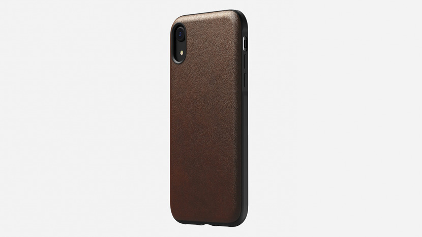 brand new e7ea7 2e9aa iPhone XR Case Review: Leather Cases from Nomad Combine Style ...