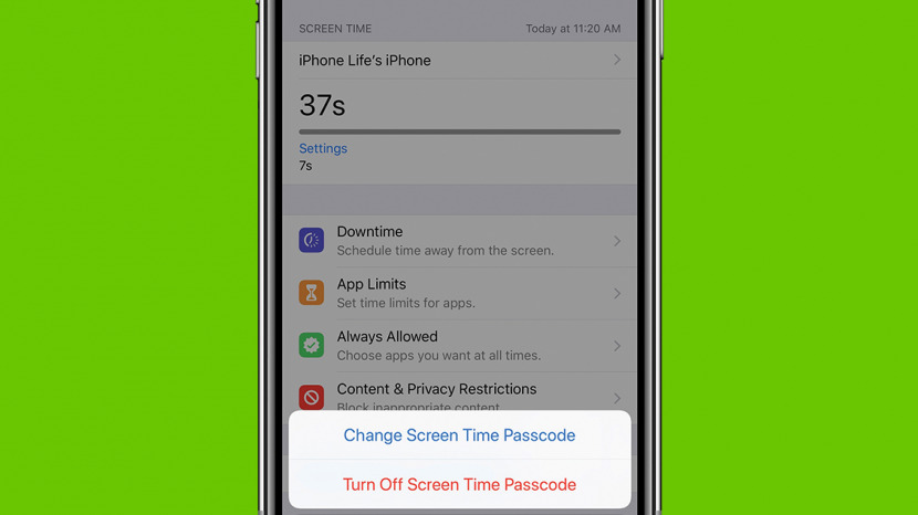 Forgot Your Restrictions or Screen Time Passcode? How to