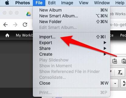 How to view your iphone pictures on computer
