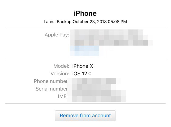 How to Find an iPhone Serial Number Whether You Have Your