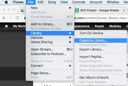 iTunes Library: How to Transfer All Your Music to an