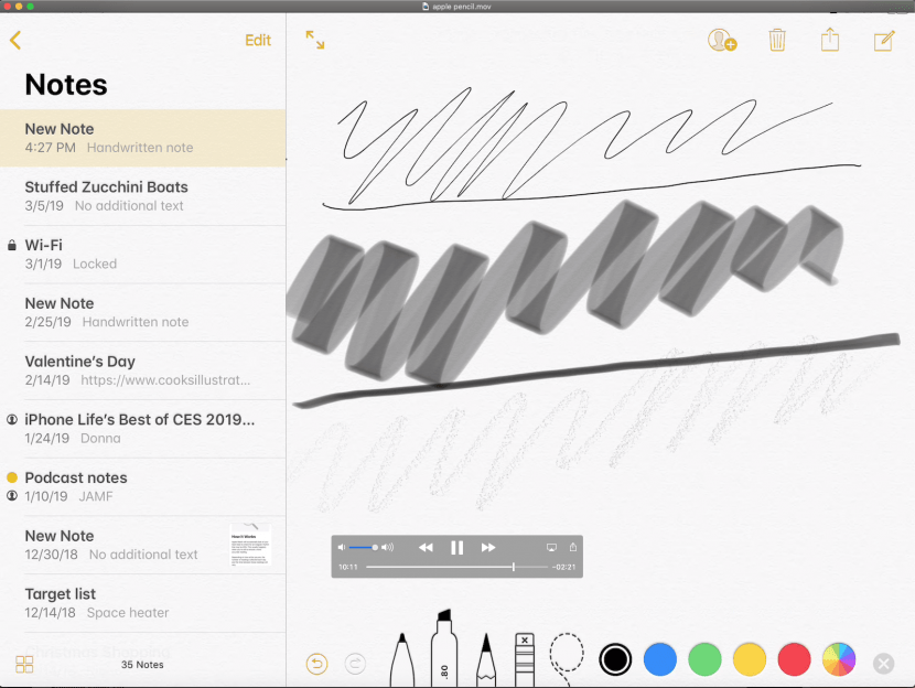 Tips For Drawing With An Apple Pencil Iphonelife Com