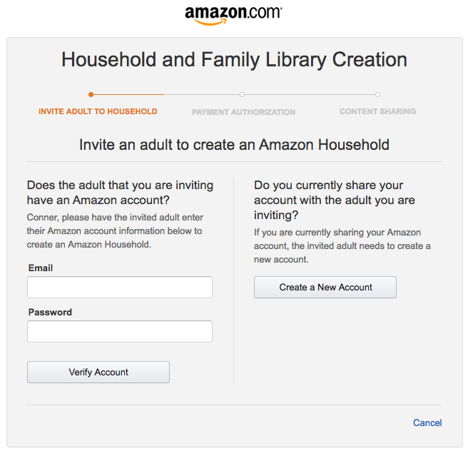 How to Share Kindle Books with Family Members (Setting Up an Amazon