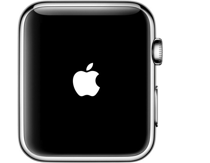 how to restart apple watch