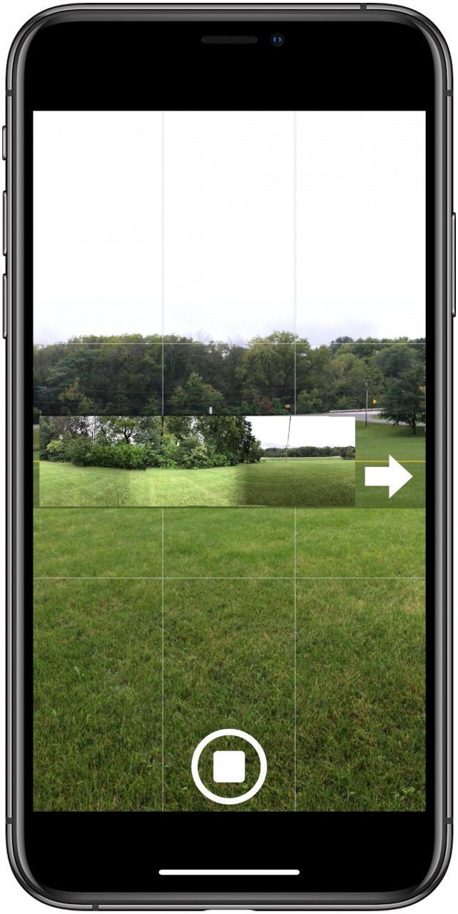 How to Take Panoramic Pictures with Your iPhone & iPad Camera App