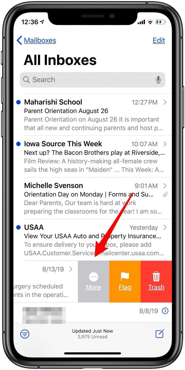 iOS 13 Tips Mute Message Thread