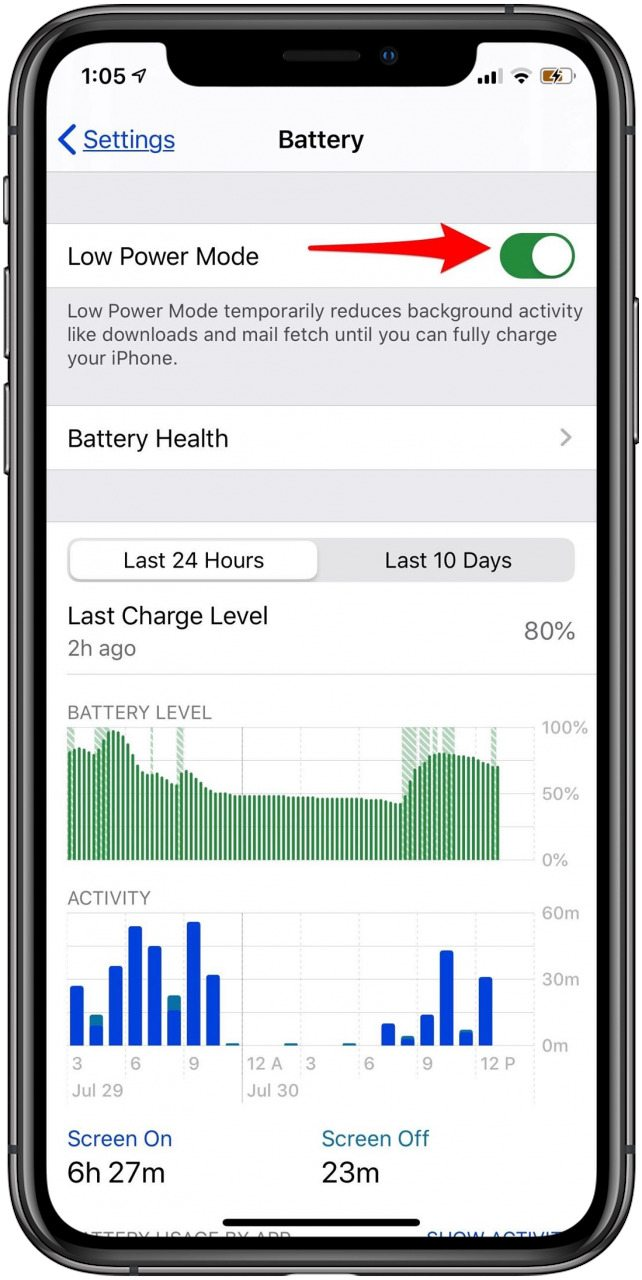 iOS 12 Draining Your iPhone Battery Life? Here Are 12 Ways