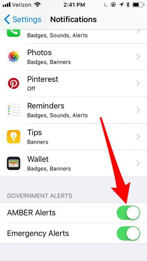 How to Turn off Emergency Alerts on Your iPhone