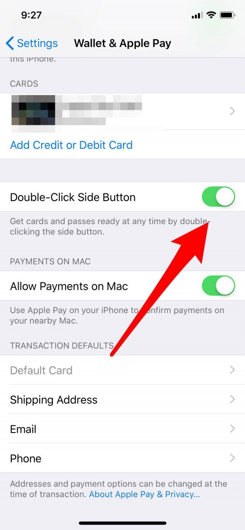 How to Access the Wallet App from Your iPhone Lock Screen in iOS 11