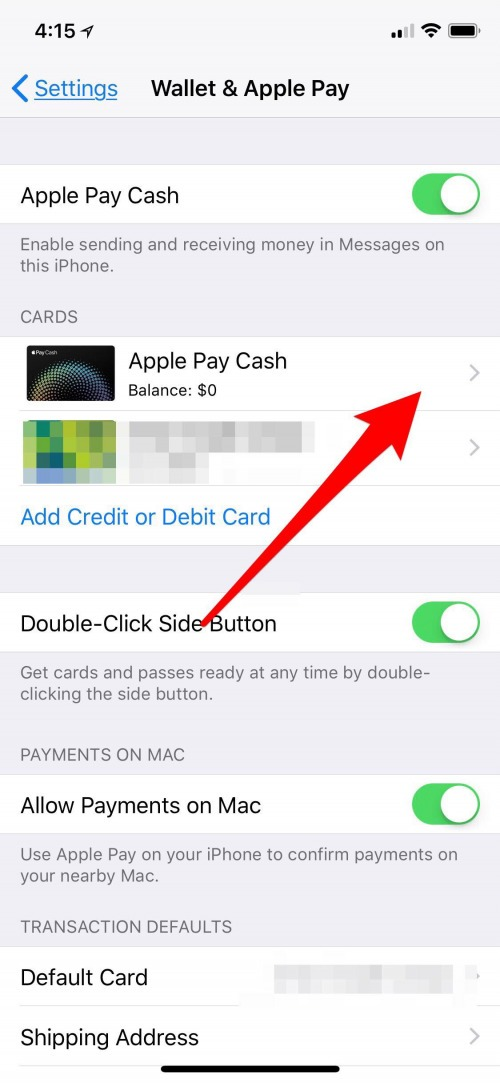 transfer money with apple pay