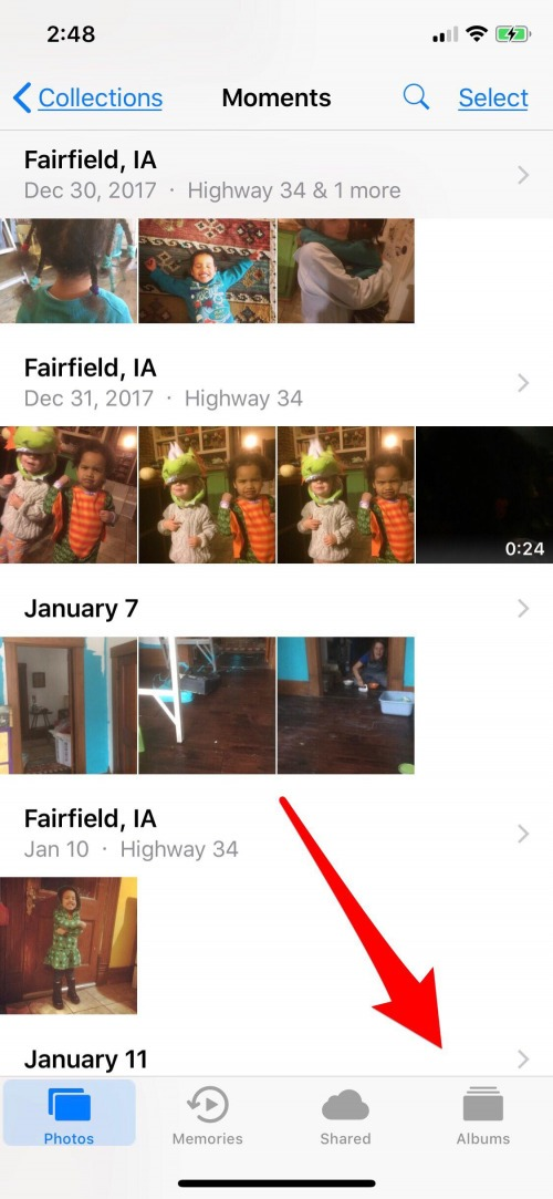 How to Delete All Photos from iPhone | iPhoneLife com