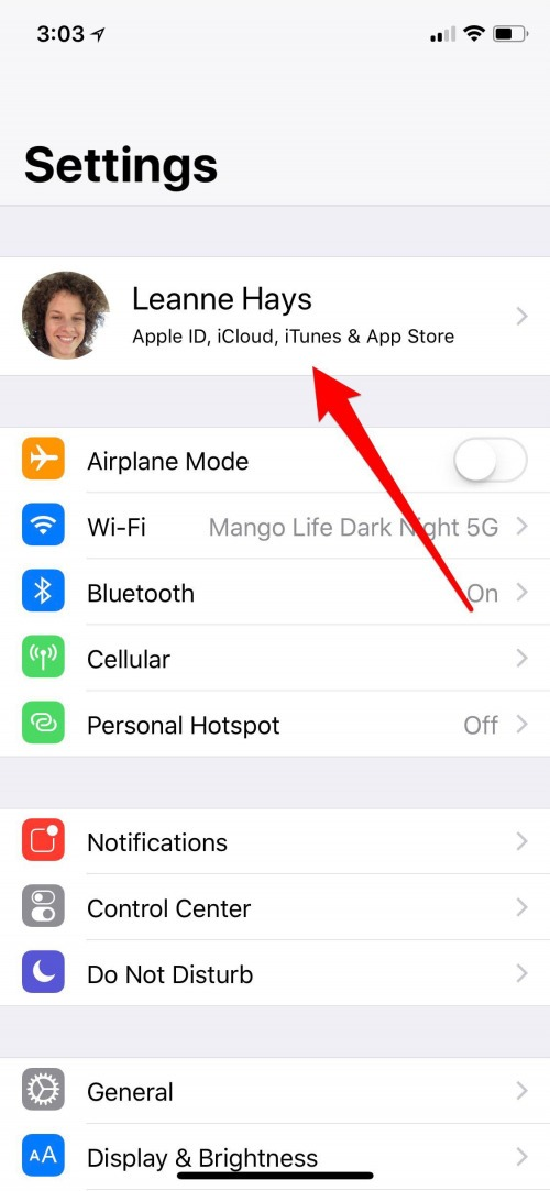 how to save passwords on iphone