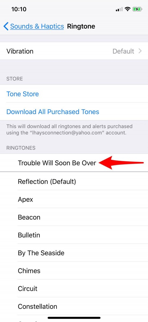 how to set up ringtone on iphone without computer