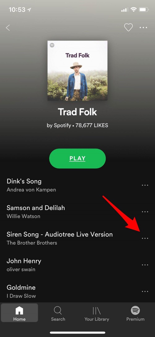 How To Move Songs On Spotify Playlist On Iphone Solved