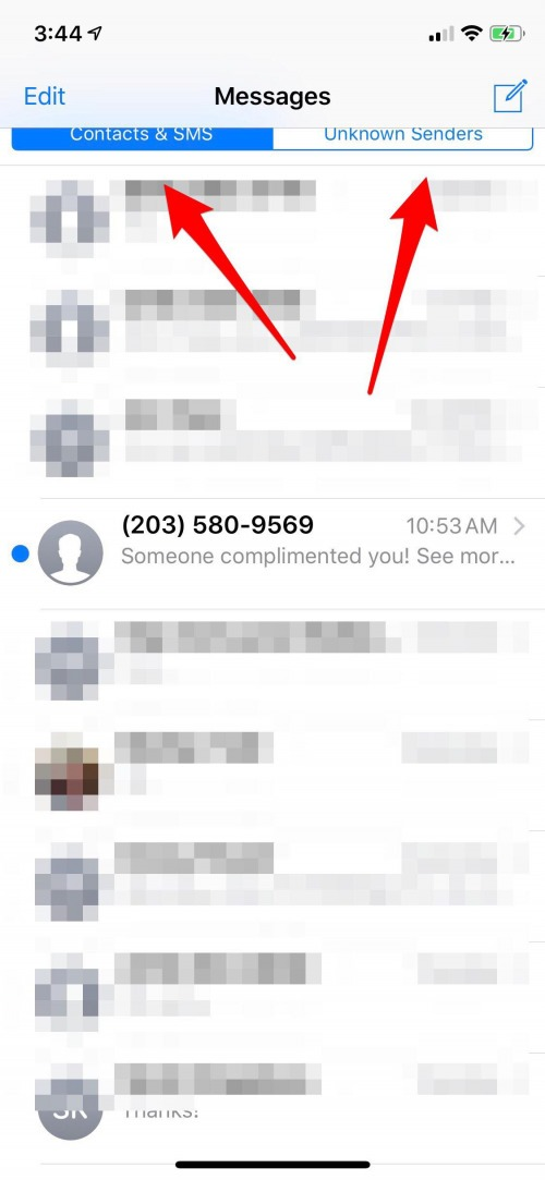 How to Report & Block Spam Text Messages on iPhone | iPhoneLife com