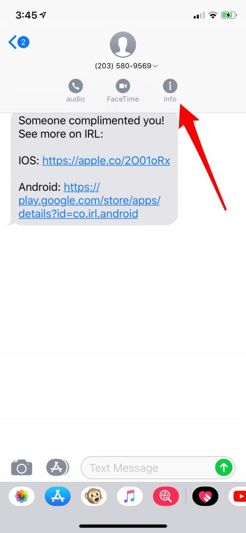 How to Report & Block Spam Text Messages on iPhone ...
