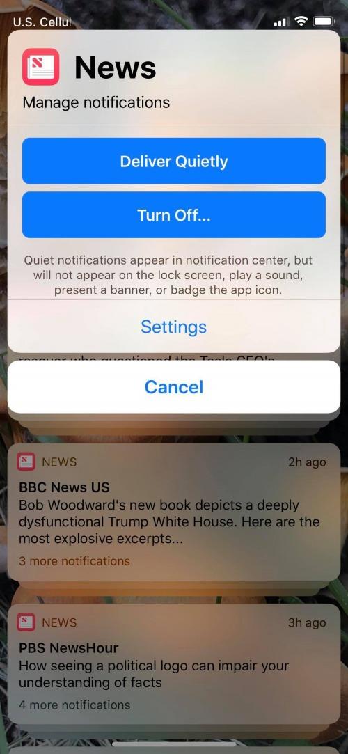 iphone notification sound