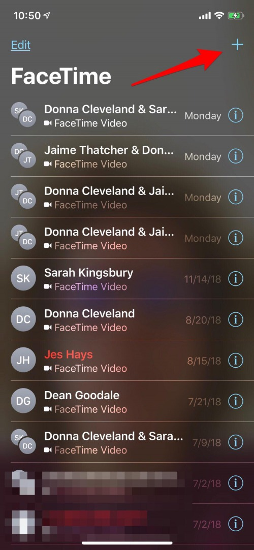 FaceTime Guide for iPhone & iPad: Making Group Calls, Using