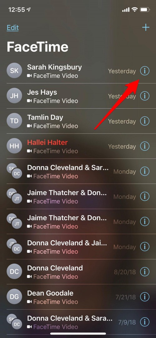how to block facetime calls on iphone
