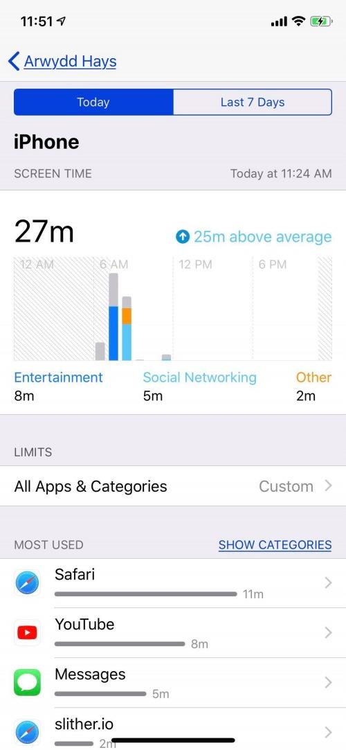 iphone tracker data
