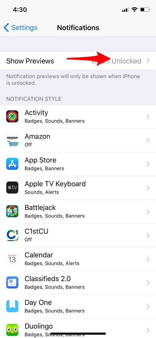iPhone X: How to Find Notification Center & The Hidden