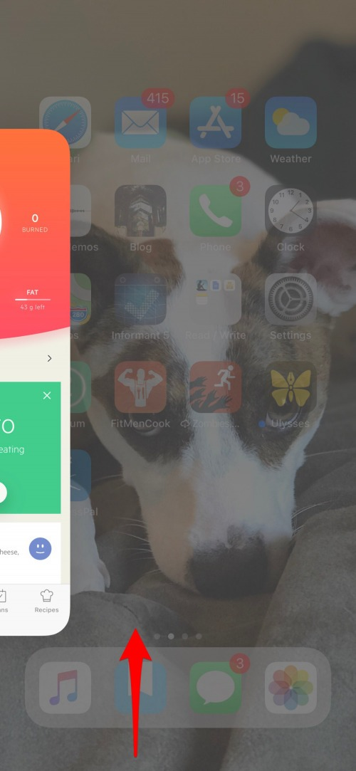 iPhone X: How to Swipe between Apps with the App Switcher ...