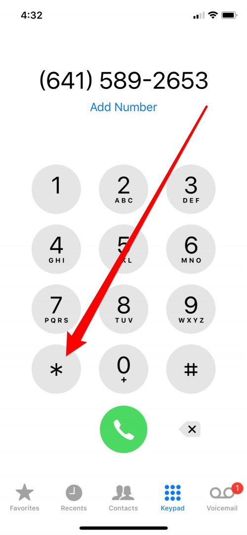 How to Dial An Extension on iPhone (Plus, Save Extensions to