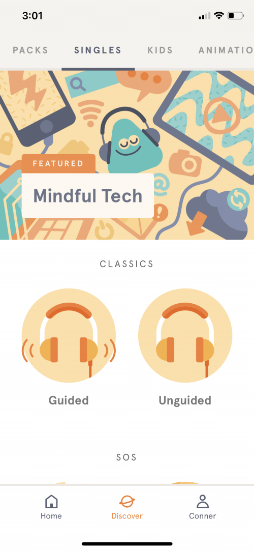 Make Meditation Part of Your Routine with the Headspace App
