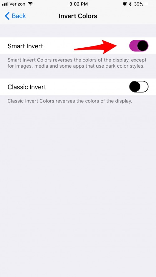 How To Invert Colors To Turn On Dark Mode Or Night Mode On