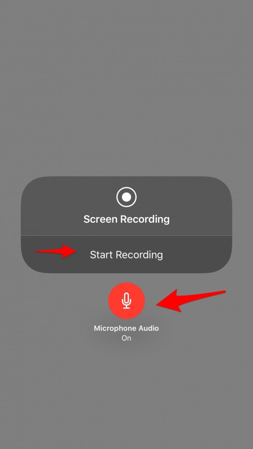how do i record my iphone screen ios 11 how to screen record with audio on iphone 2307