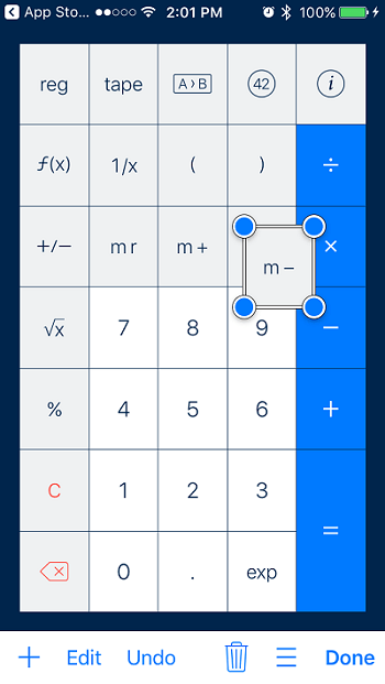 PCalc Customization