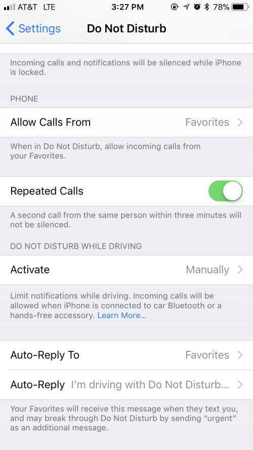 How to Use Do Not Disturb While Driving on iPhone (UPDATED FOR iOS