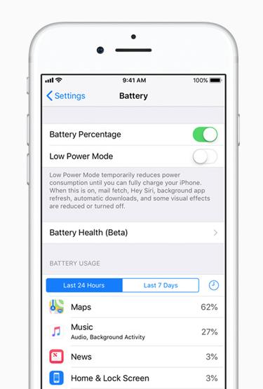 iphone battery throttling fix