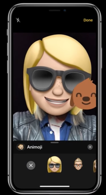 New for iOS 12: Turn Yourself into an Animoji with Apple's