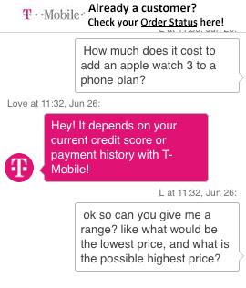 t mobile apple watch