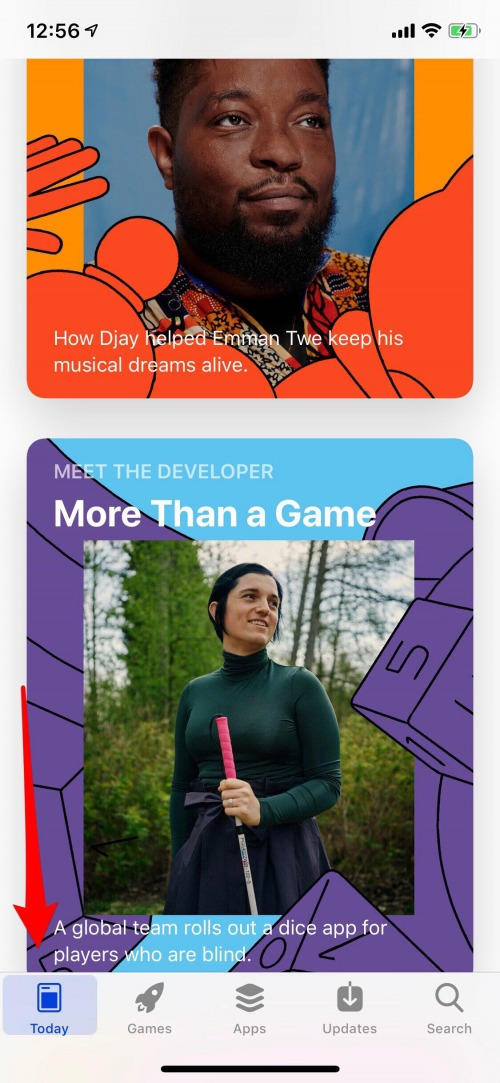 app store today tab