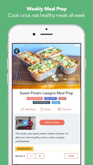 5 best healthy recipe apps food that tastes good feels great regardless of your gender the fit men cook app has features and recipes everyone can appreciate this app focuses on meal prep which means cooking a forumfinder Images