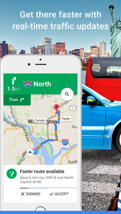 Best Free Navigation Apps for iPhone That Aren't Apple Maps