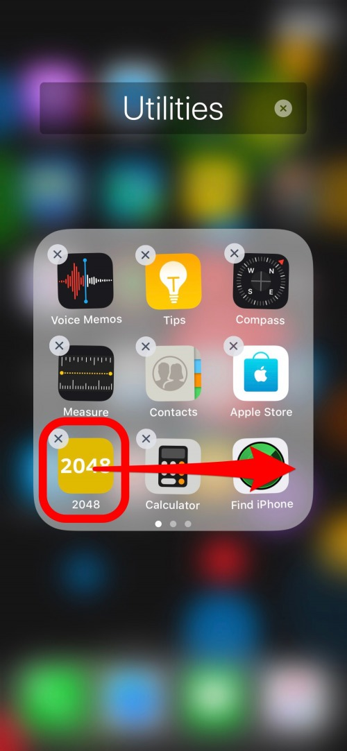 Is there an app that hides other apps
