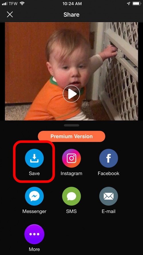 How to Crop Videos on the iPhone & iPad (2019) | iPhoneLife com