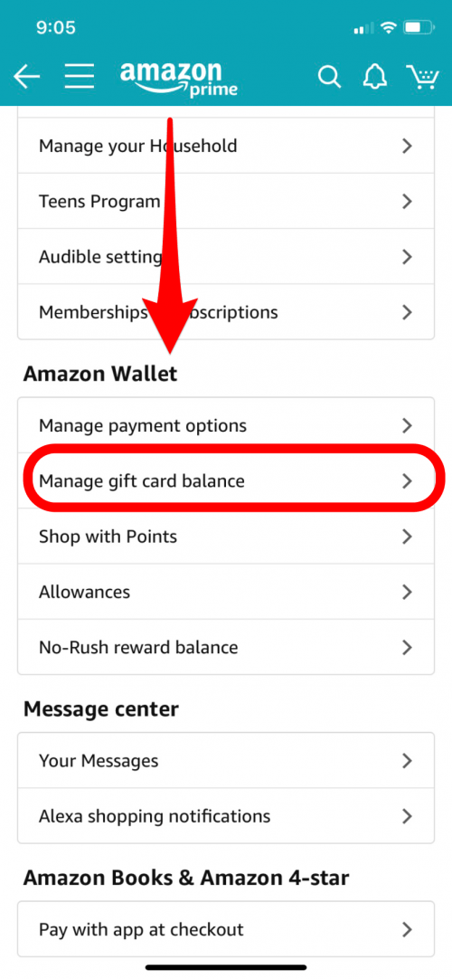 How to Redeem an Amazon Gift Card or Claim Code on Your ...