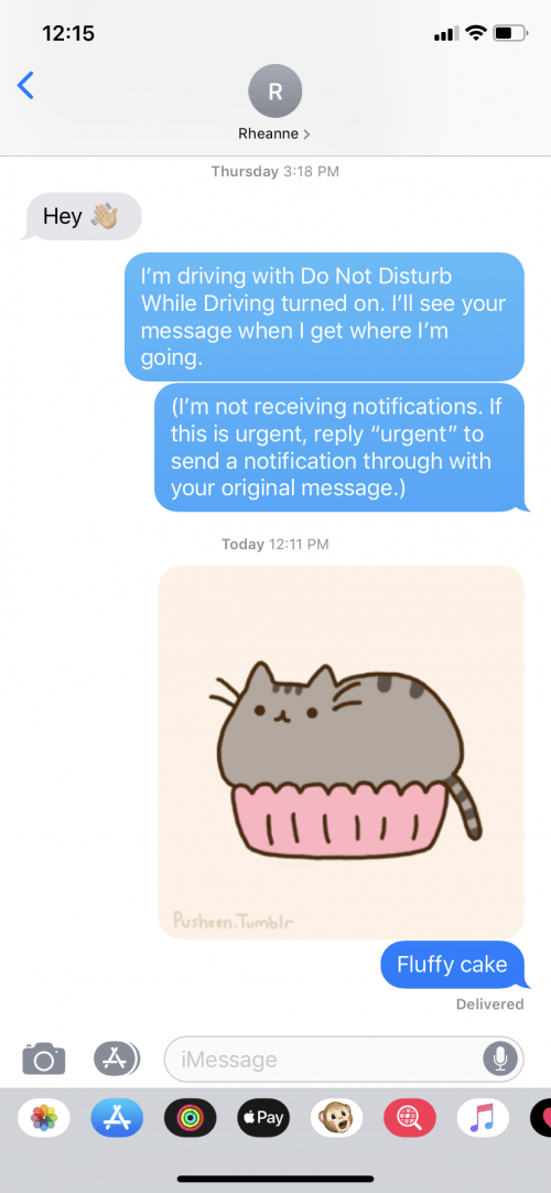How to Find & Send GIFs from the Message App on the iPhone