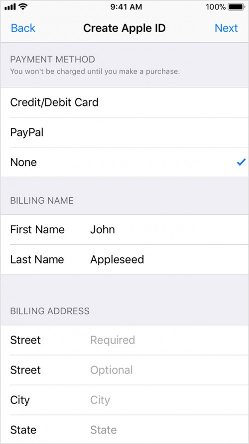 how to remove or change your credit card on iphone 2018
