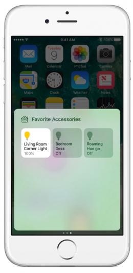 how to use homekit with iOS 10