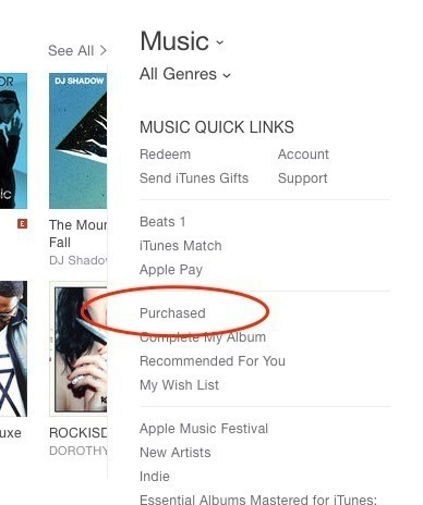 How to Hide App Store, iBooks, and iTunes Purchases in