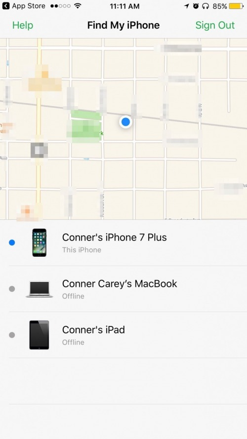 How to Set Up Find My iPhone